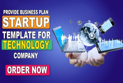 IT Company or Technology  STARTUP Business Plan Template