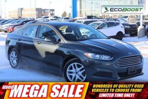 2015 Ford Fusion SE 1.5L| Sun| Pwr Seat| Rem Entry| Pwr Equip| S
