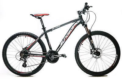 "Buy cheap M4 26"" Hardtail Mountain Bike Hydro Disc Shimano Altus 3x8s NEW"