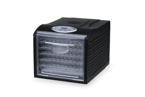 Samson Silent Dehydrator 6 Tray with Digital Controls
