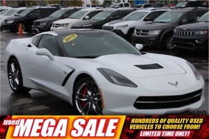 2015 Chevrolet Corvette 2LT Stingray Z51| HUD| Mag Rd| Carb Int|