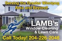 Let Us Help Clean Your Windows!! Lambs Window Cleaning !