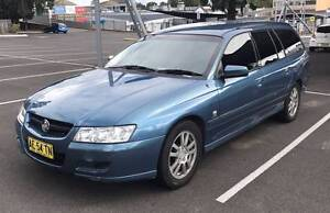 2005 Holden Commodore Acclaim VZ Wagon Tamworth Tamworth City Preview