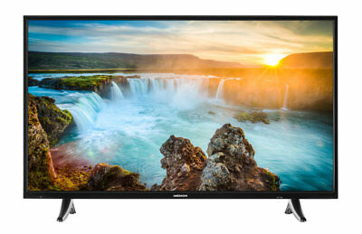 "MEDION X17038 Fernseher 108cm/43"" Zoll 4K UHD Smart LED TV DVB-T2 1200 MPI A+"