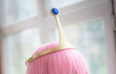 Princess Bubblegum's Crown - Adventure time Princess Bubblegum cosplay