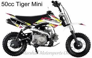 2016 50cc Revolution MX Tiger mini crf 50 honda pee wee mini bike Glendale Lake Macquarie Area Preview