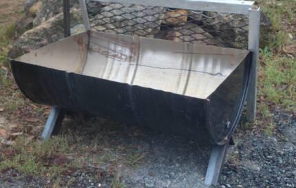 half drum fire pit   Gumtree Australia Free Local Classifieds
