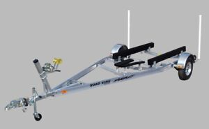 WANTED: Boat trailer 19'