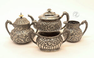Best Selling in  Silver Tea Set