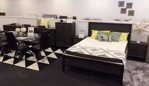 【30% OFF】Parris Solid Acacia Double/Queen/King Bedroom suite from Nunawading Whitehorse Area Preview