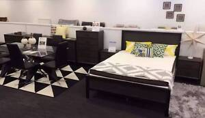 【Brand New】Parris Solid Acacia Double/Queen/King Bedroom suite fr Nunawading Whitehorse Area Preview