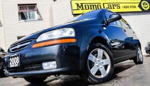 2008 Chevrolet Aveo LT! Cruise+AuxIn+Sunroof! ONLY $88/bi-weekly