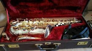 Jupiter 869G Alto Saxophone Glenorie The Hills District Preview
