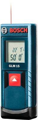 Bosch Glm15 50ft 15m Laser Measure
