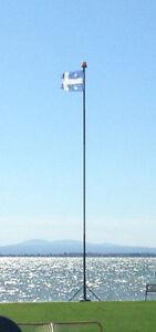 Mât de drapeau