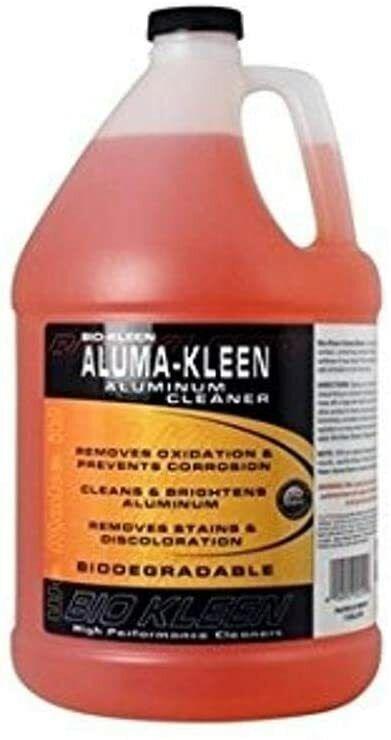Bio-kleen M00109 Aluma Kleen Aluminum Cleaner Oxidation Remover Rv Car 1 Gallon