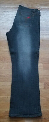 """NWOT - Poca Jeans """"Jeans with Attitude"""" - Grey Wash, 17"""