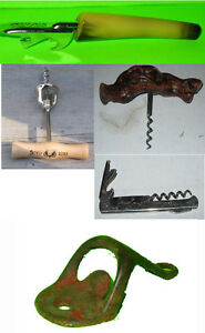 Ouvre-Bouteilles / Bottle Openers