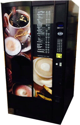 Crane National 673 Fresh Brew Coffee Vending Machine