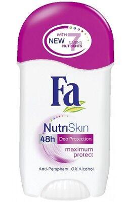 Fa Nutri Skin deodorant stick 40ml- Made in Germany-FREE (40ml Stick)