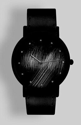 SOUTH LANE Avant Surface Watch - Black (Made in Switzerland)