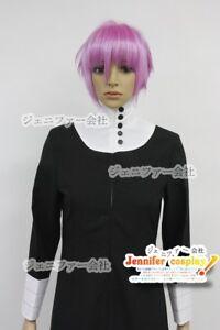 Soul Eater Crona cosplay wig costume 03