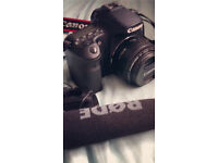 Canon 60D + Lens + Accessories