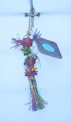 - Parrot Pinata Bird Toys - Mini Balls & Stars Chew Toy Budgie Cockatiel Parakeet