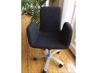 IKEA PATRIK - Swivel Office Chair, Fully Adjustable, Dark Grey