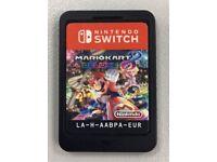 Mario Kart 8 Deluxe Nintendo Switch Cartridge