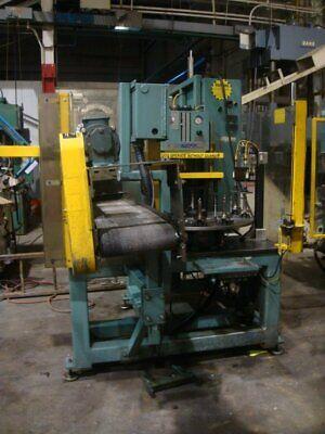 12 Ton Neff C Frame Hydraulic Downacting Press