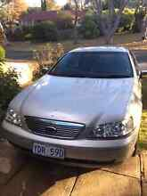 2005 Ford Fairlane BA mk2 Ghia Spence Belconnen Area Preview