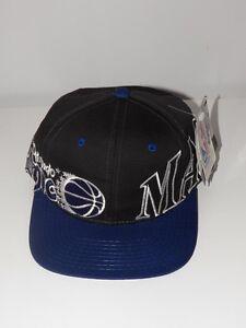 Gorra-Cap-Orlando-Magic-STARTER-Snapback-NOS-NBA-VINTAGE-Ajustable