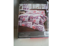 KING SIZE QUILT COVER SET