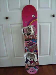 Children's/Youth 110 cm and 140 cm Snowboards and Bindings $125