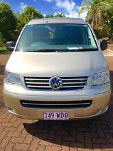 2008 Volkswagen Transporter Pop-Top Campervan - low km's! Wynnum West Brisbane South East Preview