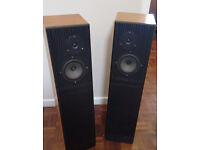 classic REGA ELA loud speakers