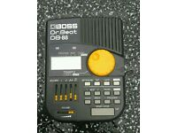 Boss Dr Beat Drum Machine
