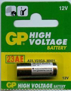 2 x pile gp 12v lrv08 gp23 mn21 v23ga lr23a 23a l1028 battery ebay - Pile 12v 23a ...