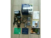 Sony DVD Camcorder Camera