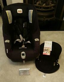 Britax child's car seat from birth