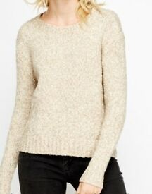 BRAND NEW WITH TAGS LADIES KNITTED JUMPER