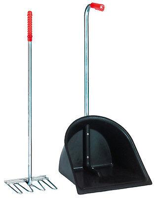 Mistboy XL 90 cm NEU Schaufel + Mistkratzer Stallboy Stallbutler Bollenschaufel