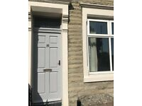 Large 2 bed property newly available in Burnley. Fully refurbished: new kitchen, new bathroom etc.