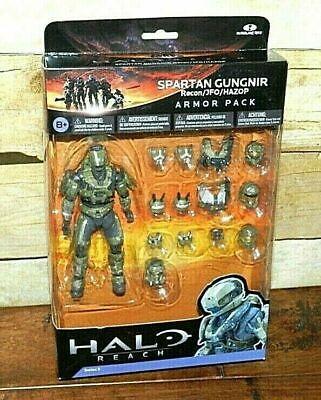 Usado, HALO REACH SPARTAN GUNGNIR ARMOR PACK RECON NEW SEALED SET GREAT ACCESSORIES comprar usado  Enviando para Brazil