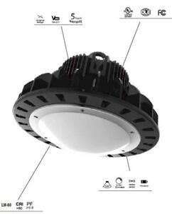 Wholesale Direct LED Lights & Fixtures - UFO High Bays for Warehouses, Industrial Units, Shops and More