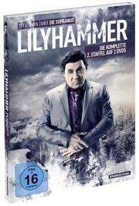 Lilyhammer staffel season 2- Steven van Zandt DVD Neu