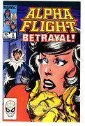 Alpha Flight 8