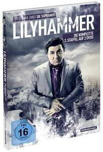 Lilyhammer - Staffel 2 (2014) neu + OVP