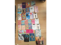 Job Lot of Mixed Greetings Cards x 86 in Total Including Hallmark